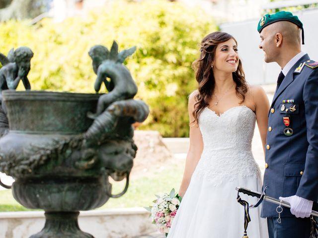 Il matrimonio di Cristina e Simone a Albano Laziale, Roma 61