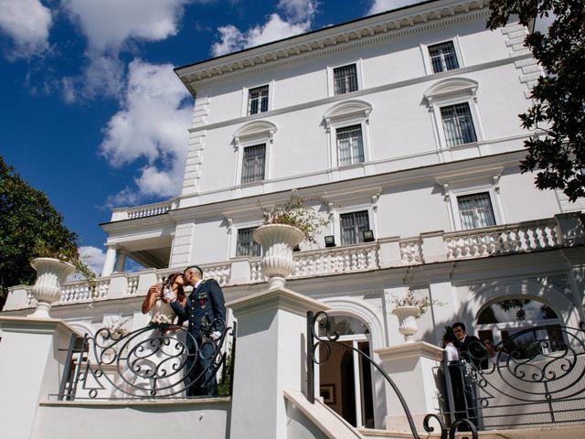 Il matrimonio di Cristina e Simone a Albano Laziale, Roma 66