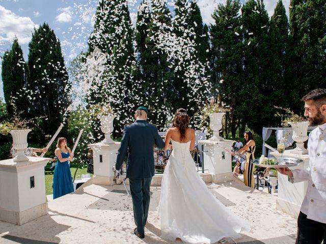 Il matrimonio di Cristina e Simone a Albano Laziale, Roma 70