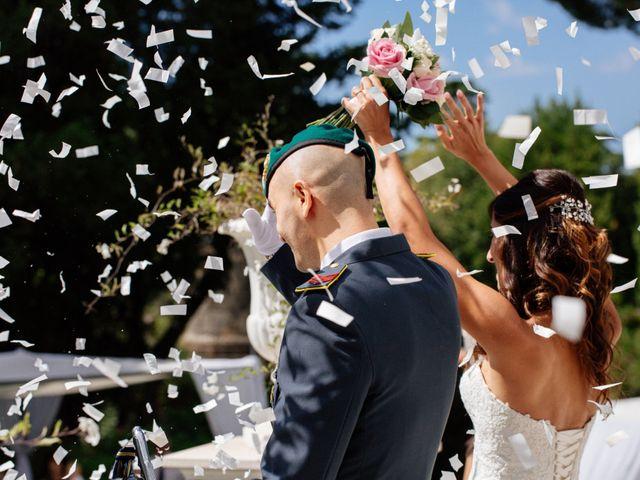 Il matrimonio di Cristina e Simone a Albano Laziale, Roma 71