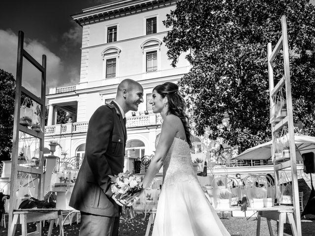 Il matrimonio di Cristina e Simone a Albano Laziale, Roma 69