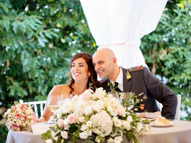 Il matrimonio di Cristina e Simone a Albano Laziale, Roma 73