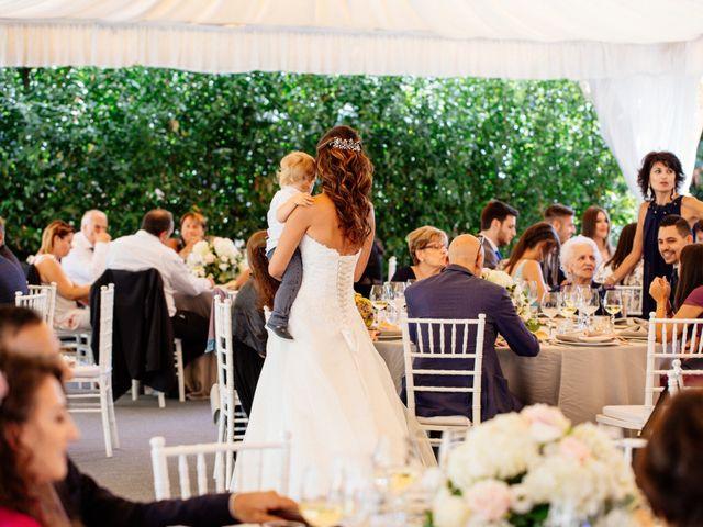 Il matrimonio di Cristina e Simone a Albano Laziale, Roma 78