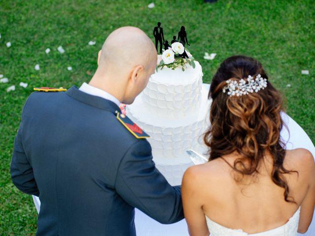 Il matrimonio di Cristina e Simone a Albano Laziale, Roma 83