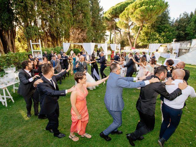 Il matrimonio di Cristina e Simone a Albano Laziale, Roma 88