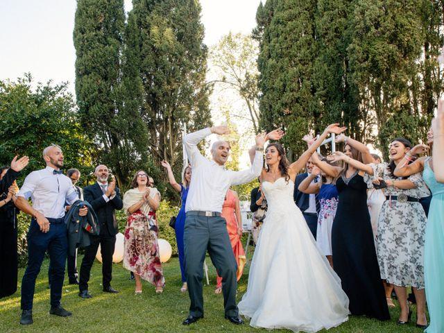 Il matrimonio di Cristina e Simone a Albano Laziale, Roma 91