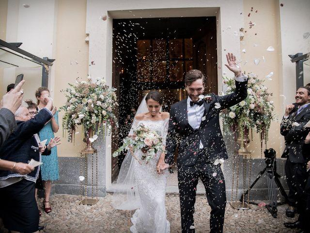 Il matrimonio di Nicholas e Beatrice a Cortanze, Asti 1