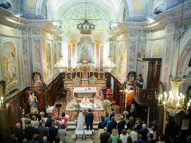 Il matrimonio di Nicholas e Beatrice a Cortanze, Asti 11