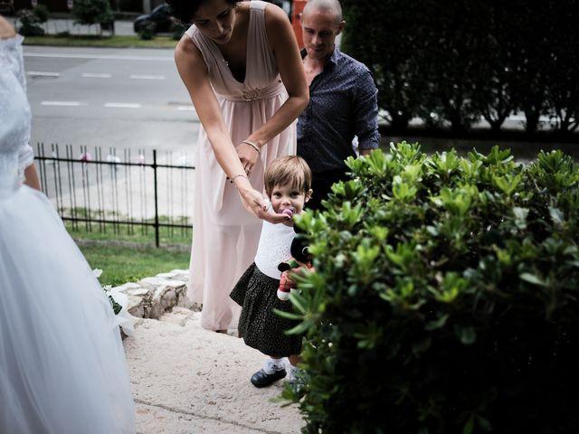 Il matrimonio di Fabio e Elisa a Sarezzo, Brescia 16
