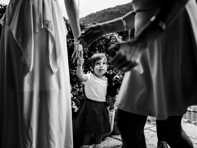 Il matrimonio di Fabio e Elisa a Sarezzo, Brescia 17