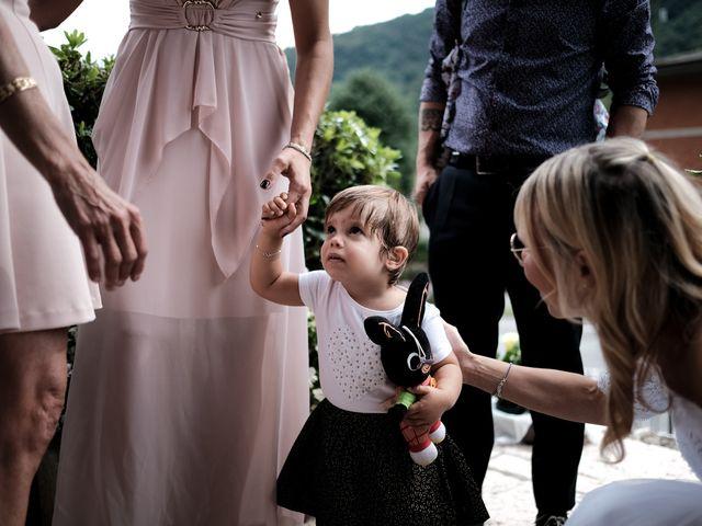 Il matrimonio di Fabio e Elisa a Sarezzo, Brescia 18