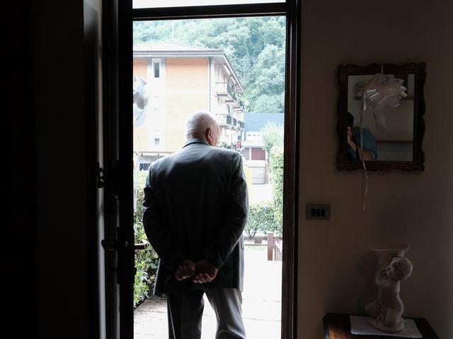 Il matrimonio di Fabio e Elisa a Sarezzo, Brescia 20
