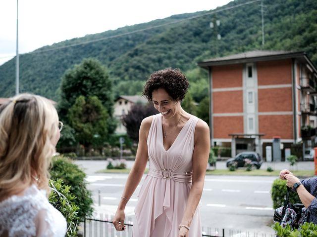 Il matrimonio di Fabio e Elisa a Sarezzo, Brescia 28