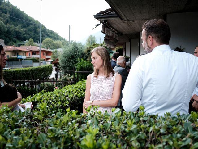 Il matrimonio di Fabio e Elisa a Sarezzo, Brescia 35