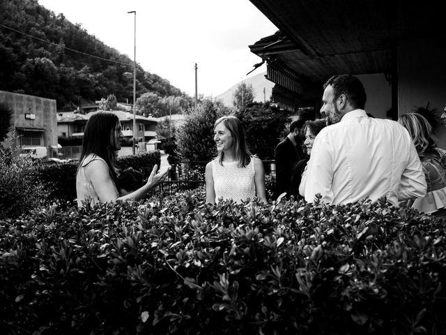 Il matrimonio di Fabio e Elisa a Sarezzo, Brescia 36