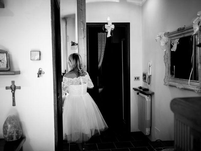 Il matrimonio di Fabio e Elisa a Sarezzo, Brescia 38