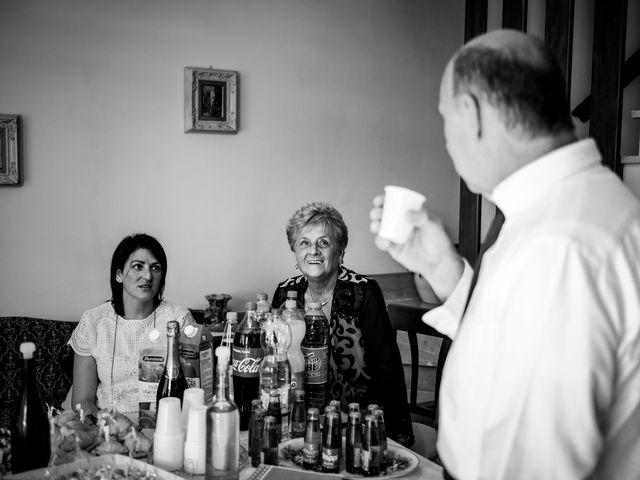 Il matrimonio di Fabio e Elisa a Sarezzo, Brescia 40