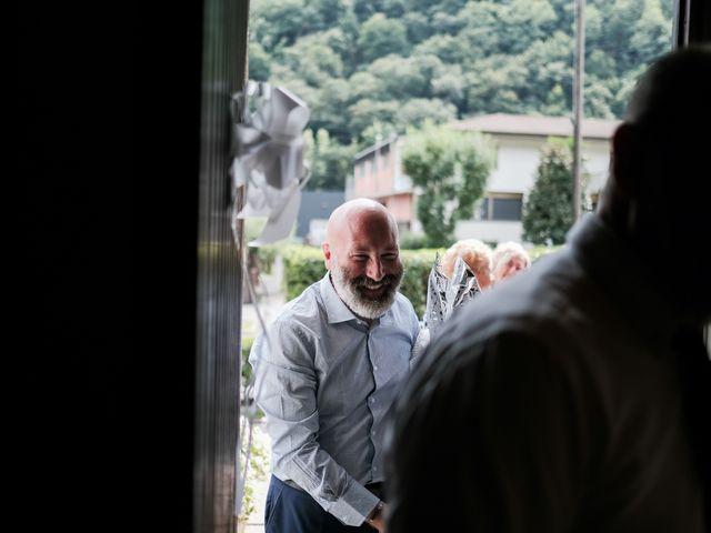 Il matrimonio di Fabio e Elisa a Sarezzo, Brescia 41