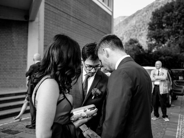 Il matrimonio di Fabio e Elisa a Sarezzo, Brescia 44