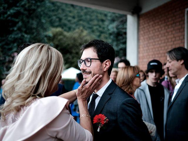 Il matrimonio di Fabio e Elisa a Sarezzo, Brescia 45