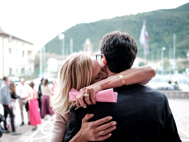 Il matrimonio di Fabio e Elisa a Sarezzo, Brescia 47