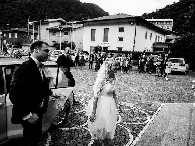 Il matrimonio di Fabio e Elisa a Sarezzo, Brescia 48