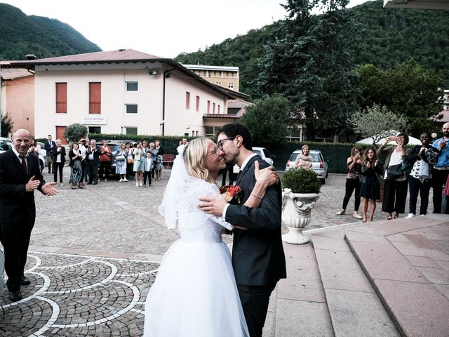 Il matrimonio di Fabio e Elisa a Sarezzo, Brescia 49