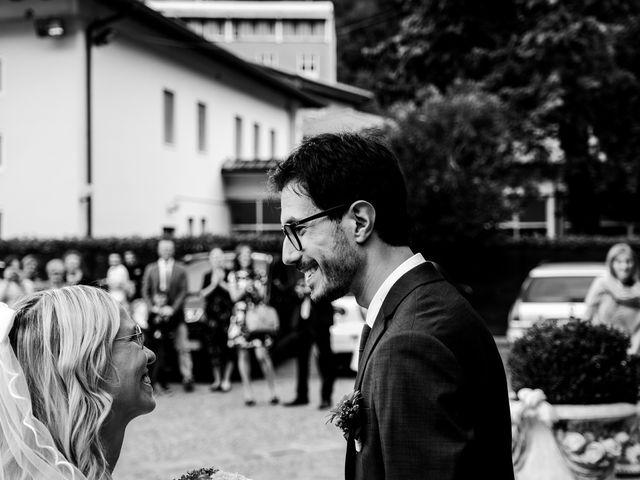 Il matrimonio di Fabio e Elisa a Sarezzo, Brescia 50