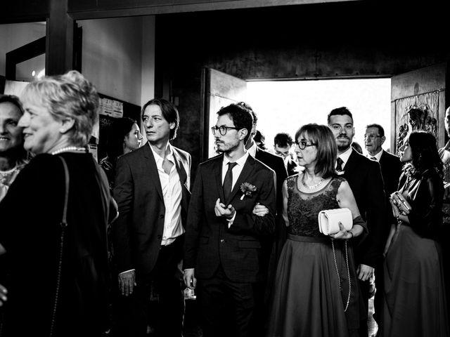 Il matrimonio di Fabio e Elisa a Sarezzo, Brescia 52