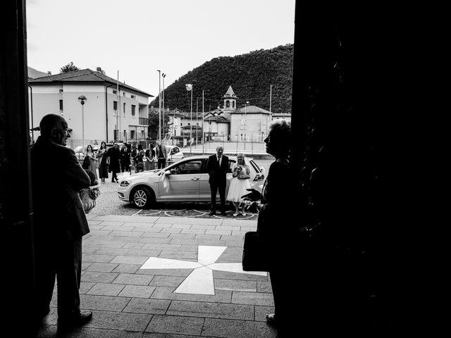 Il matrimonio di Fabio e Elisa a Sarezzo, Brescia 53