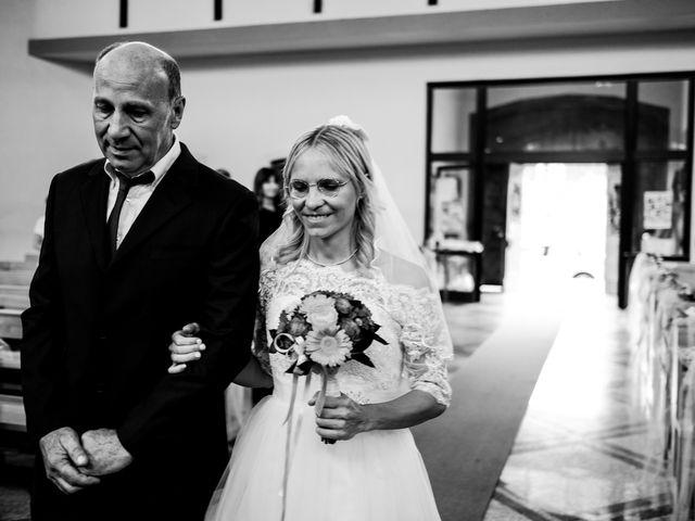 Il matrimonio di Fabio e Elisa a Sarezzo, Brescia 54