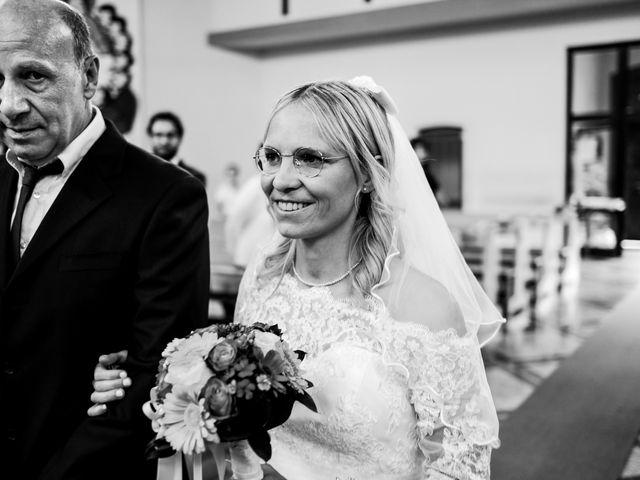 Il matrimonio di Fabio e Elisa a Sarezzo, Brescia 55