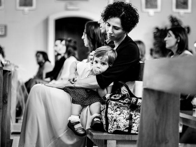 Il matrimonio di Fabio e Elisa a Sarezzo, Brescia 57