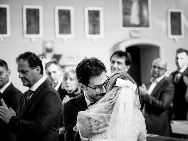 Il matrimonio di Fabio e Elisa a Sarezzo, Brescia 61