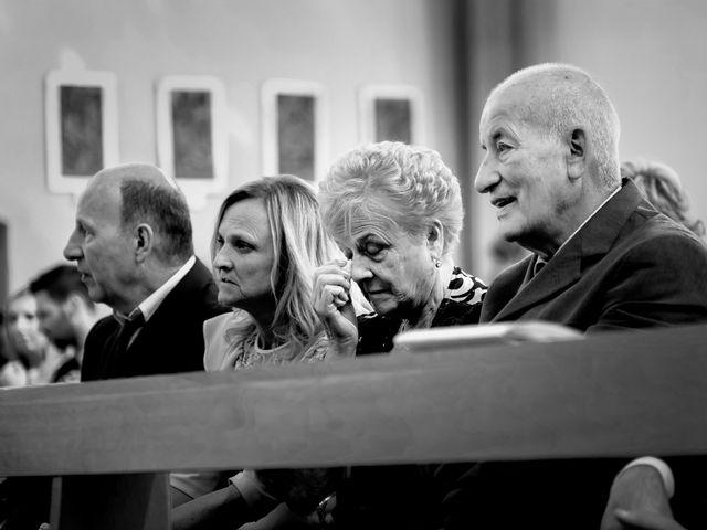 Il matrimonio di Fabio e Elisa a Sarezzo, Brescia 62