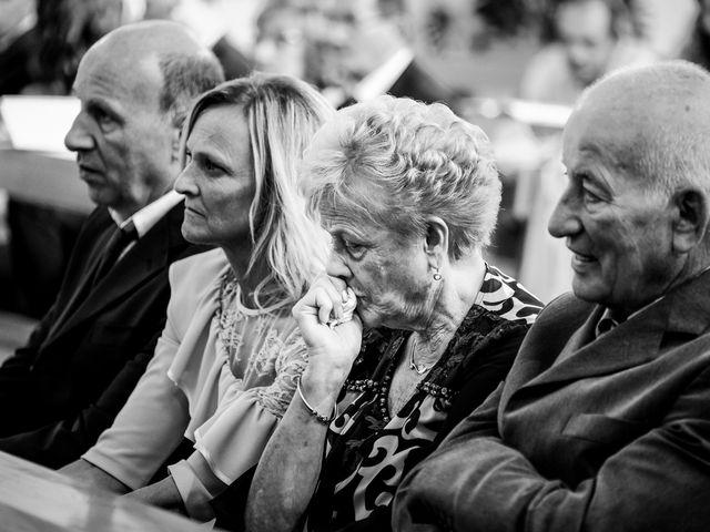 Il matrimonio di Fabio e Elisa a Sarezzo, Brescia 63