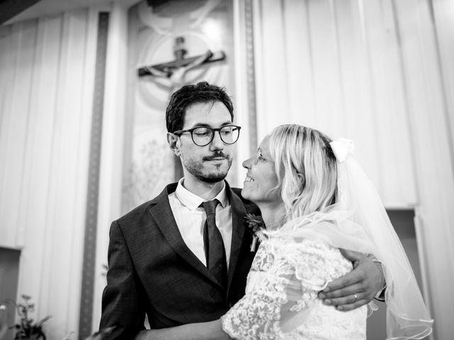 Il matrimonio di Fabio e Elisa a Sarezzo, Brescia 64