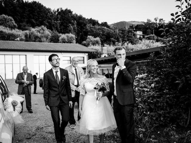Il matrimonio di Fabio e Elisa a Sarezzo, Brescia 66