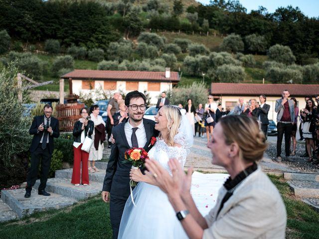 Il matrimonio di Fabio e Elisa a Sarezzo, Brescia 67