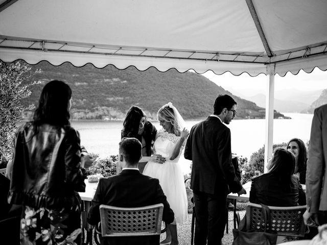 Il matrimonio di Fabio e Elisa a Sarezzo, Brescia 71