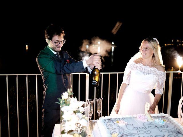 Il matrimonio di Fabio e Elisa a Sarezzo, Brescia 74