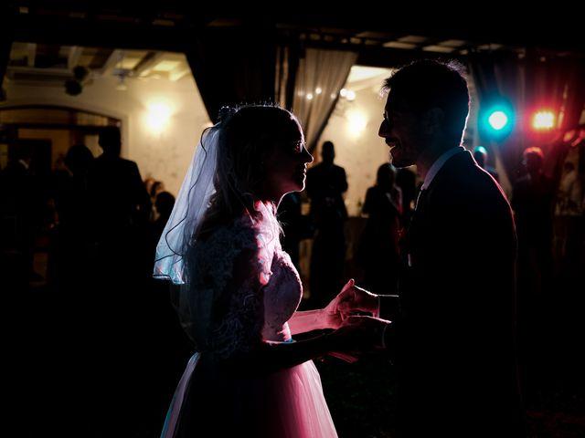 Il matrimonio di Fabio e Elisa a Sarezzo, Brescia 79