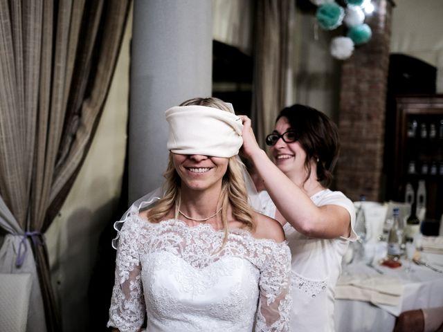 Il matrimonio di Fabio e Elisa a Sarezzo, Brescia 81