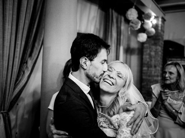 Il matrimonio di Fabio e Elisa a Sarezzo, Brescia 83