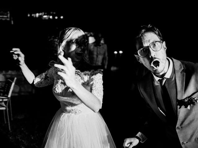 Il matrimonio di Fabio e Elisa a Sarezzo, Brescia 85