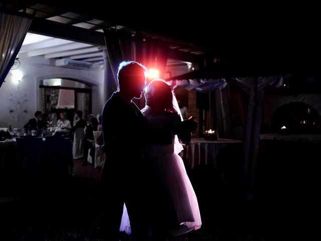 Il matrimonio di Fabio e Elisa a Sarezzo, Brescia 86