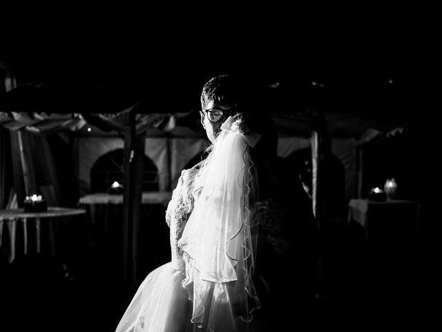 Il matrimonio di Fabio e Elisa a Sarezzo, Brescia 87
