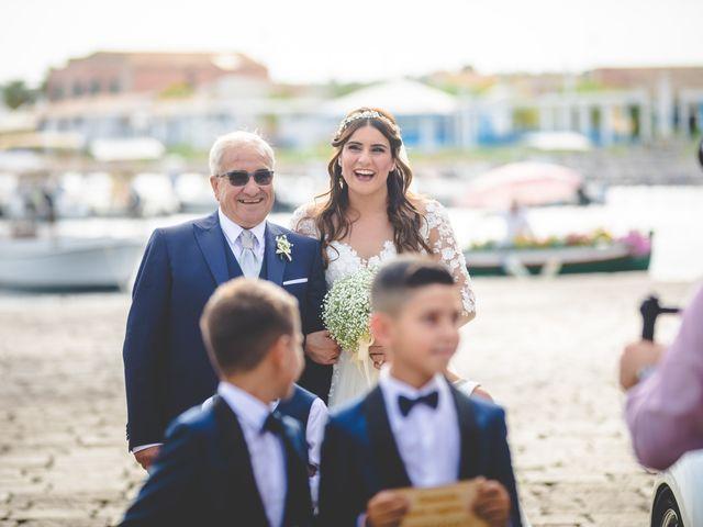 Il matrimonio di Valentina e Corrado a Rosolini, Siracusa 9