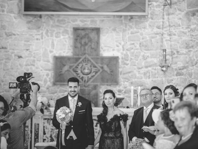 Il matrimonio di Valentina e Corrado a Rosolini, Siracusa 11