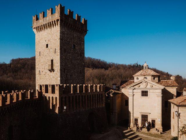 Il matrimonio di Luca e Shea a Vernasca, Piacenza 1